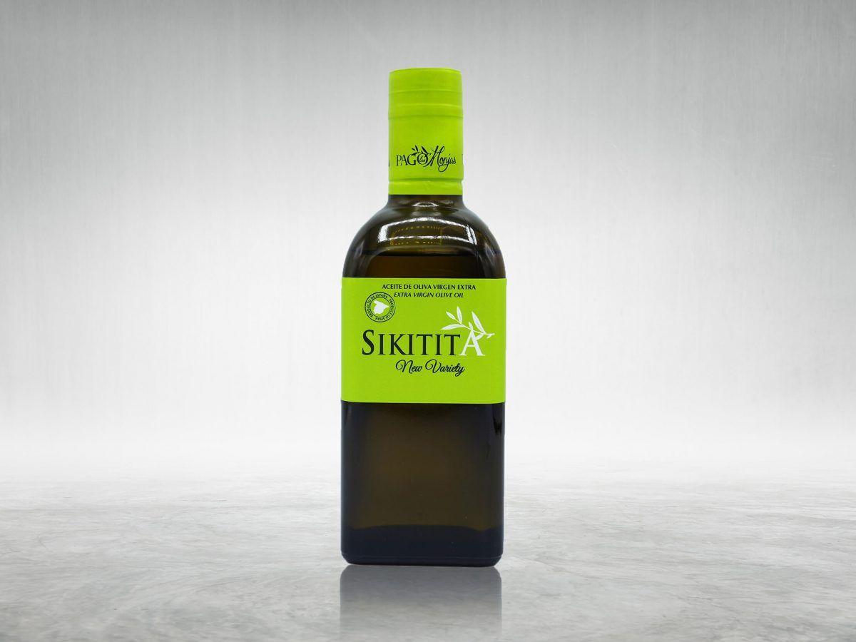 Variedad Sikitita - Aceite Virgen Extra Pago Las Monjas